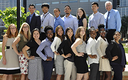 Social Work Students at USG in Summer Fellowship