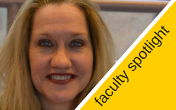 Faculty Spotlight: Christine Callahan