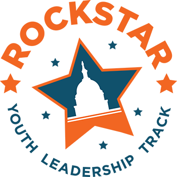 RockStar Youth Leadership Track Icon