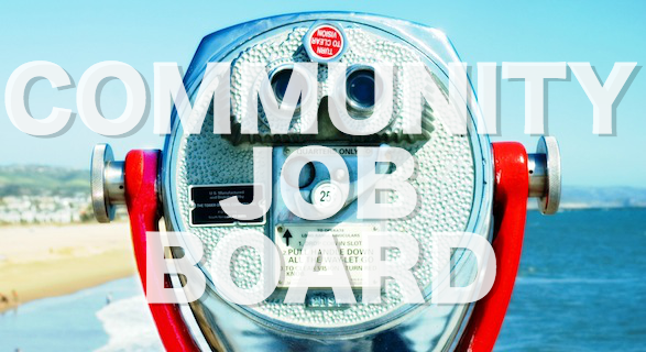 community job board